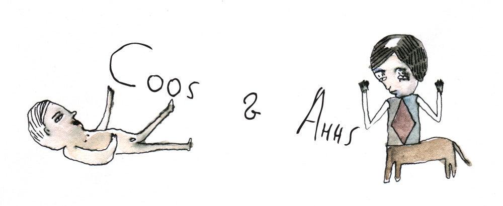 coos & ahhs shop