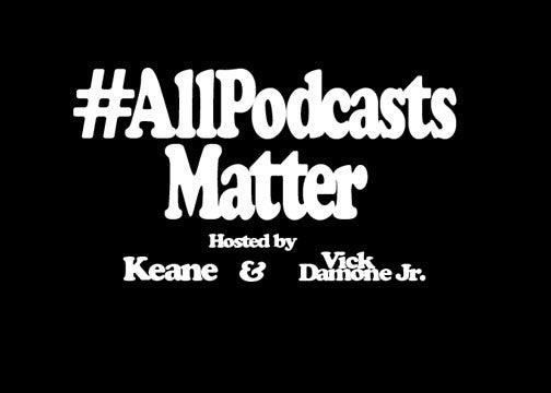 #Allpodcastsmatter