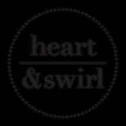Heart & Swirl