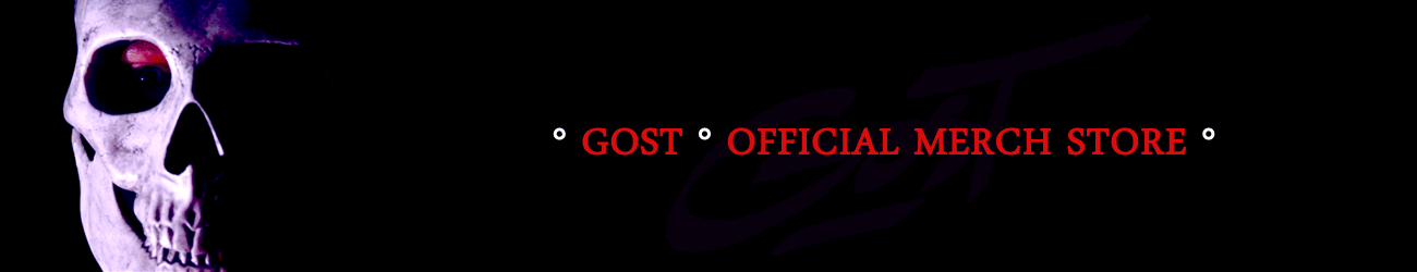 GOST OFFICIAL MERCH STORE