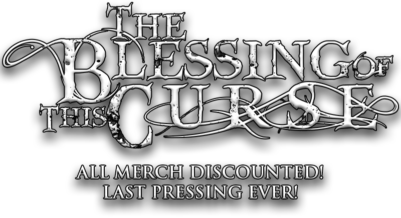 The Blessing of This Curse - Online Store