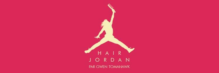 Hair Jordan