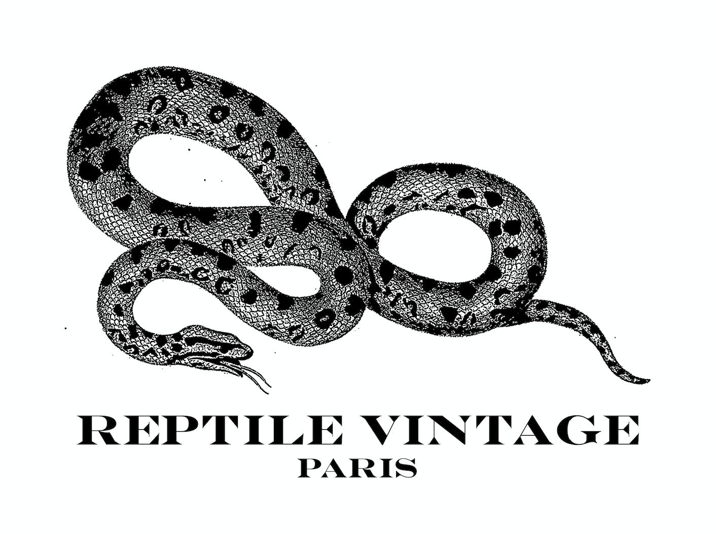 Reptile Vintage Paris