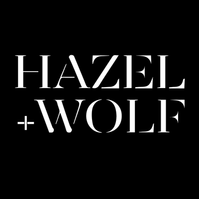 Hazel and Wolf
