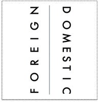 FOREIGN-DOMESTIC.COM SHOP