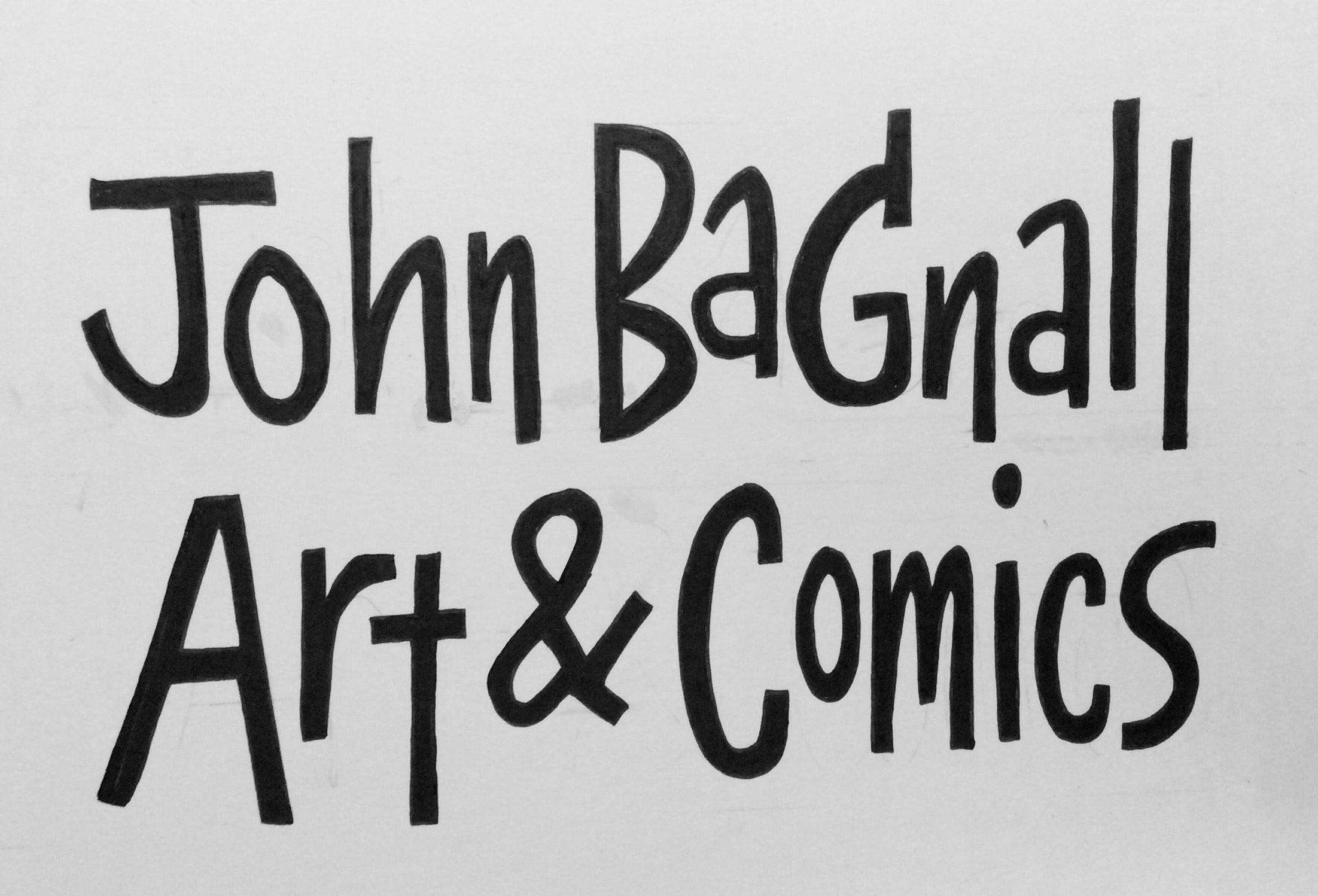 John Bagnall Art