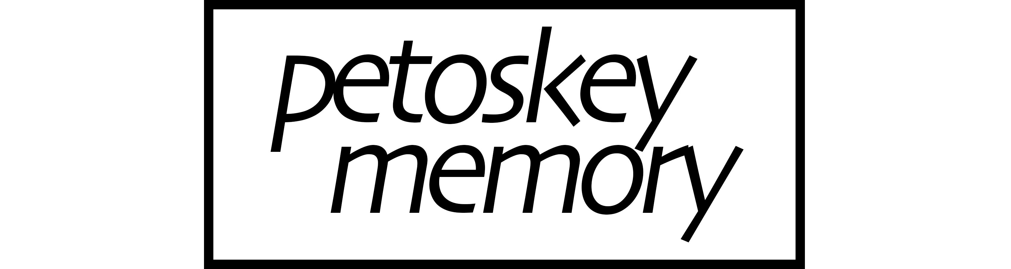 Petoskey Memory