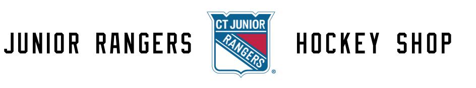 Connecticut Junior Rangers Hockey Shop