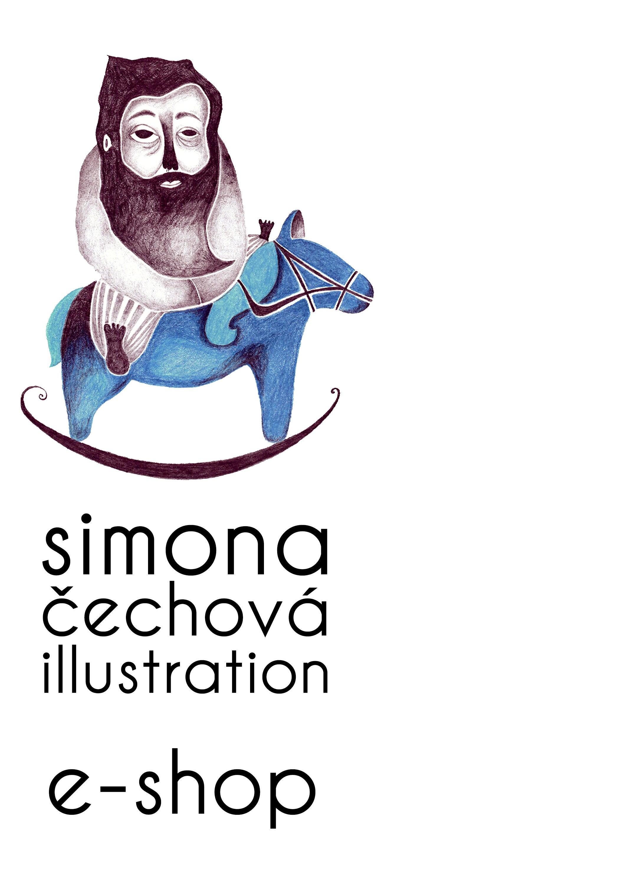 simona čechová illustration