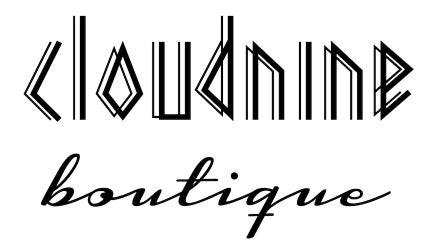 cloudnine boutique