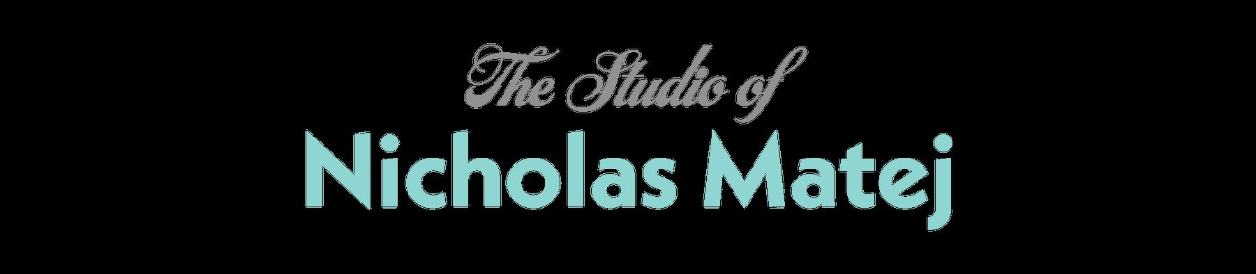 Studio of Nicholas Matej