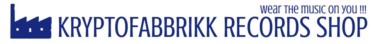 Kryptofabbrikk Records Shop