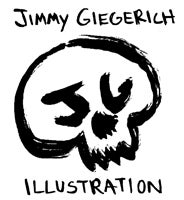 Jimmy Giegerich Illustration