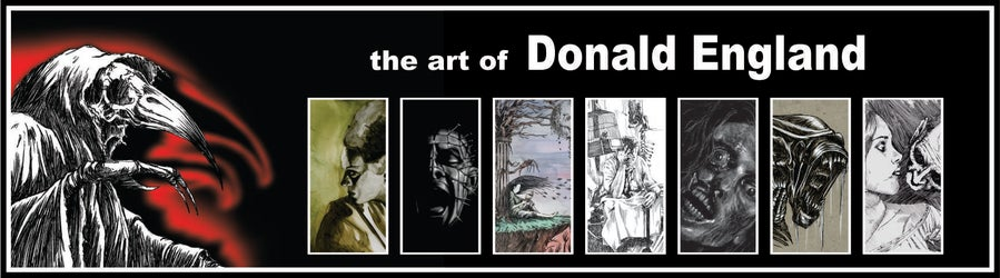 The Art of Donald England