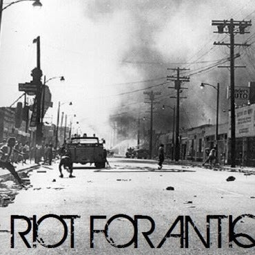 Riot For Antiques Clothing