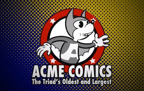 Acme Comics Online Shop