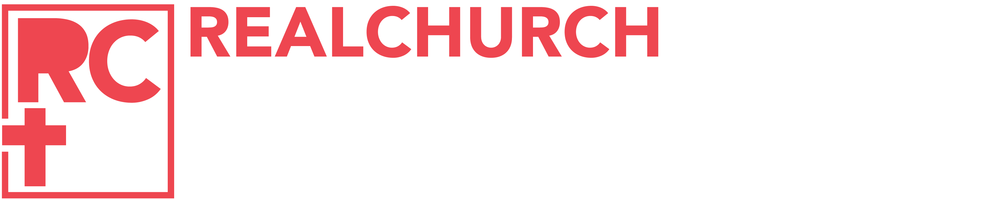 Real Church Matters