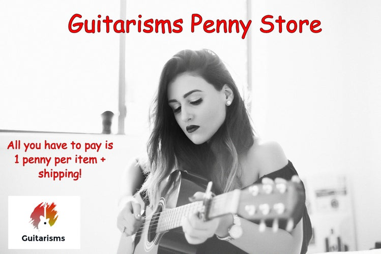 Guitarisms Penny Store