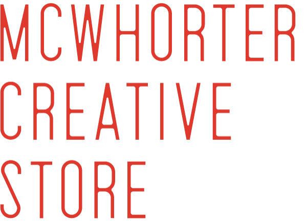 McWhorter Creative Store
