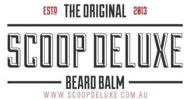 Scoop Deluxe Beard Balm