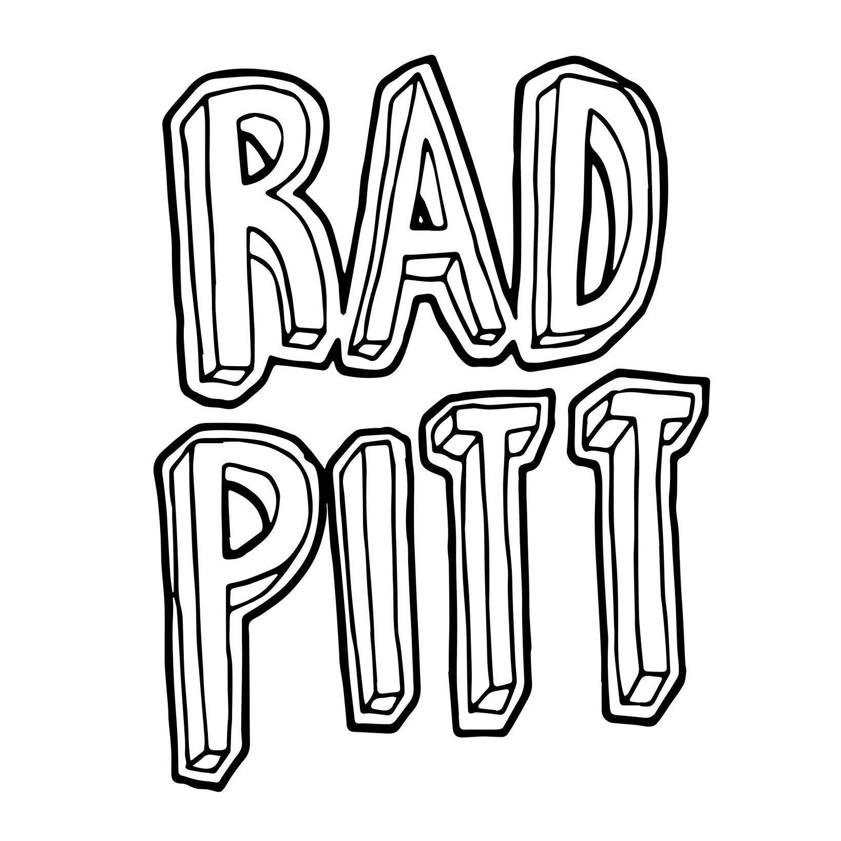 Rad Pitt Rad Pitt