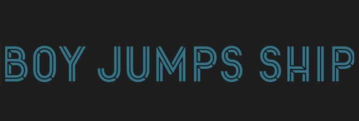 Boy Jumps Ship