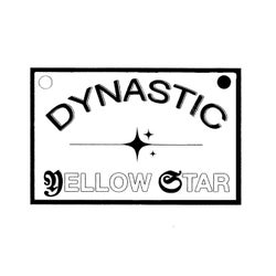 Dynastic Yellow Star Label