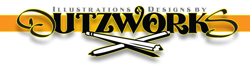 DutzWorks - Illustration & Graphic Design by Derrick Utz