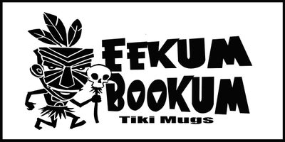 Eekum Bookum Tiki Mugs