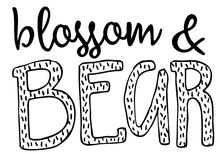 Blossom&Bear