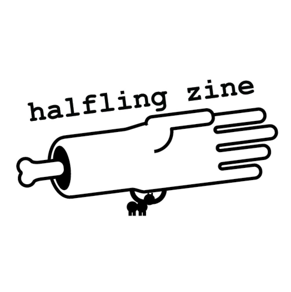 halfling zine