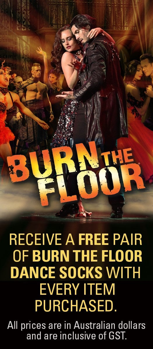 Burn The Floor Merchandise