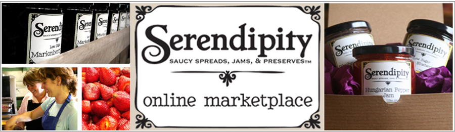 Serendipity Saucy Spreads