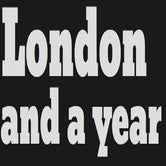 London and a Year
