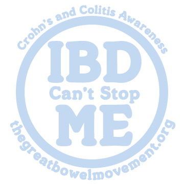 The Great Bowel Movement - IBD and Ostomy Awareness Gear