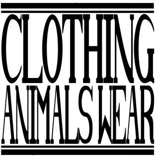 Clothing Animals Wear