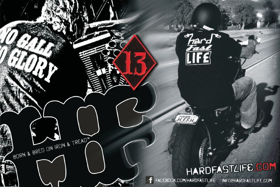 HARD FAST LIFE
