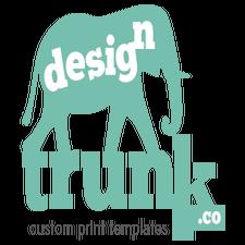 Home design trunk print templates for Big cartel design templates