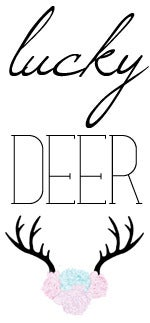 Lucky Deer iPhone Cases