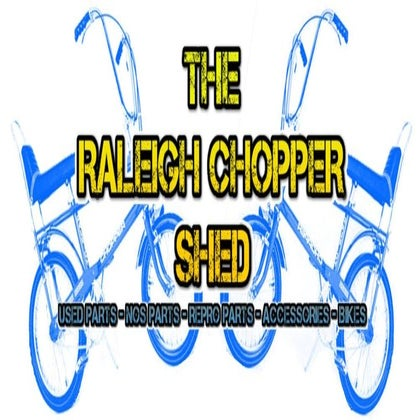 Raleigh Chopper Shed - NOS Parts, Used Parts, Repro Parts, Bikes, Restoration UK
