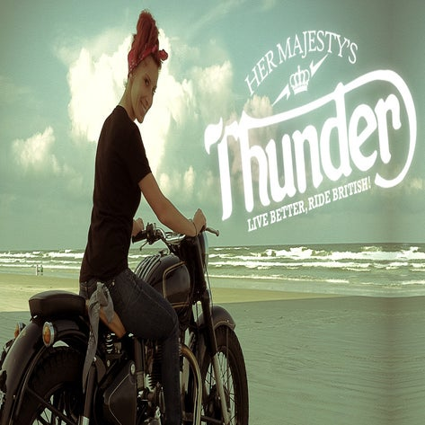 Her Majesty's Thunder