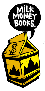 Milk Money Books.