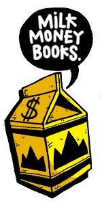 Milk Money Books.