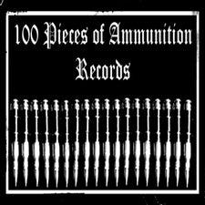 100 Pieces Of Ammunition