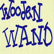 Wooden Wand