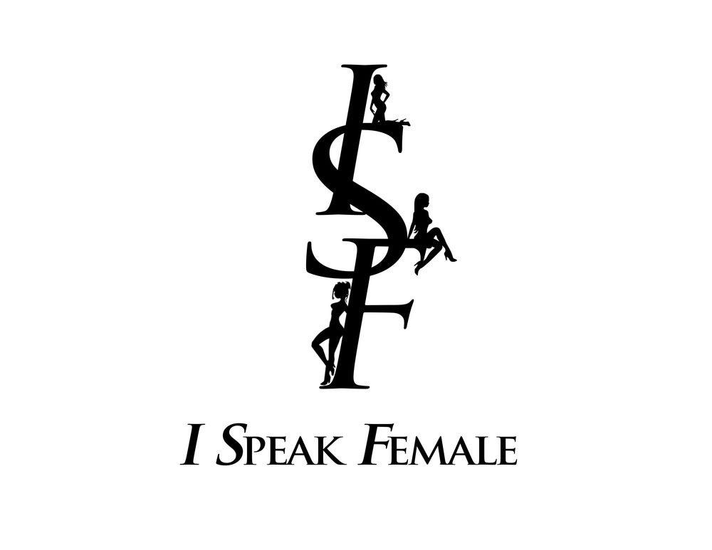 iSpeakFemale Clothing Line