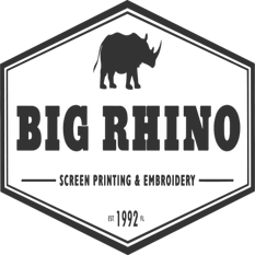 Big Rhino Screen Printing and Embroidery