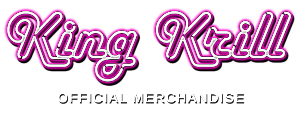 King Krill Official Merchandise