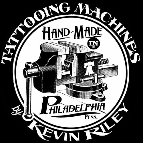 Kevin Riley Tattoo Machines