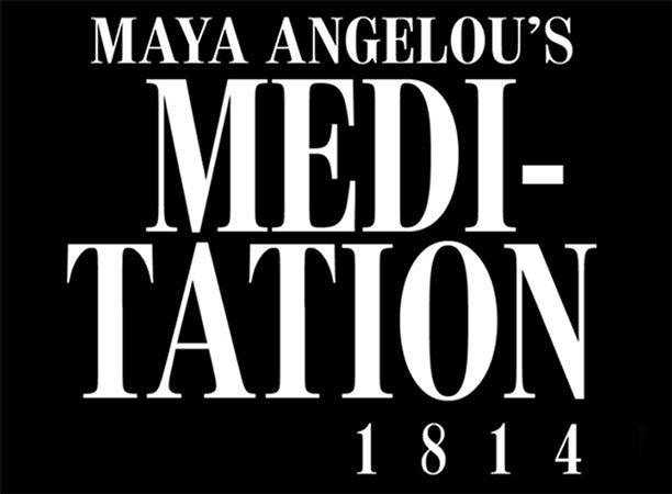 Meditation 1814